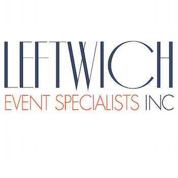 Leftwich Events Logo